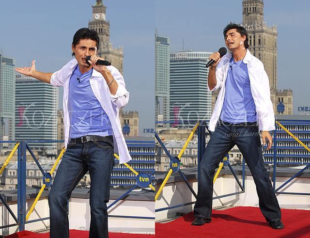 Ivan tańczy z syrenkami