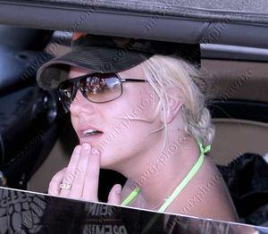 Britney Spears się cieszy