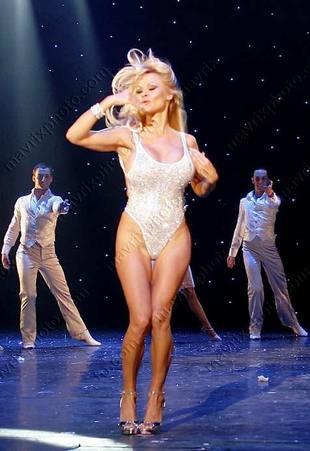 Magiczna Pamela Anderson