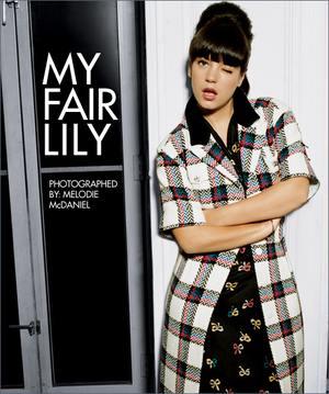 Lily Allen dla Elle