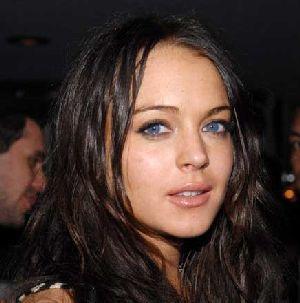 Lindsay Lohan na odwyku