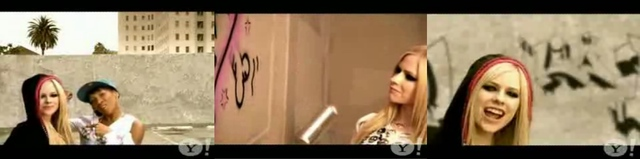 Avril Lavigne - znowu