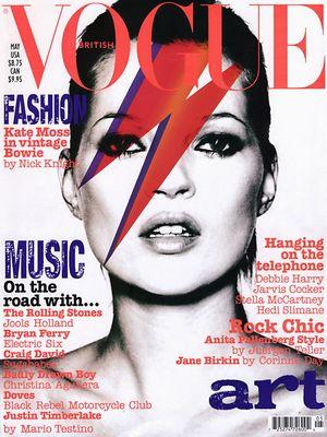 Kate Moss nie potrafi odejść