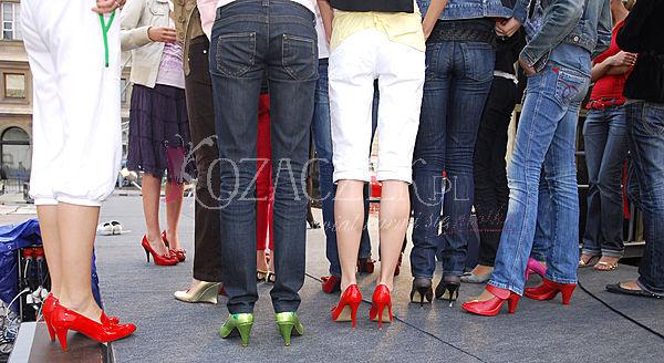 Fashion TV od strony widowni