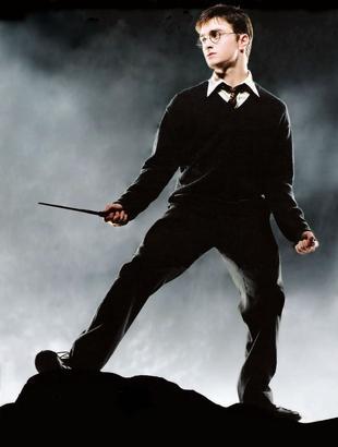 Radcliffe woli całusy od nagości