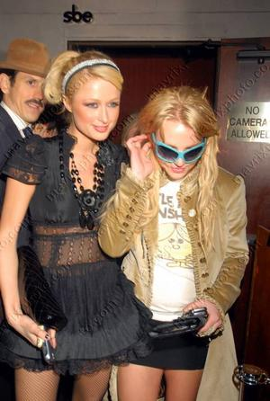Britney i Paris znowu razem?