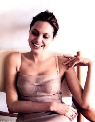Angelina bierze przykład z Diany