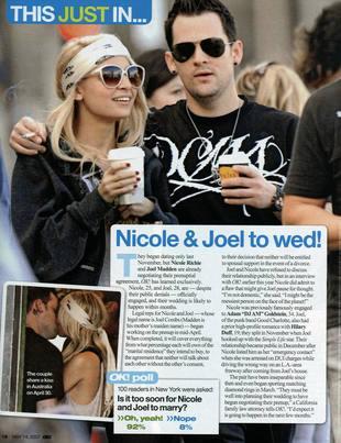Nicole Richie w ciąży