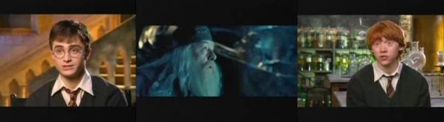 13 minut nowego Pottera
