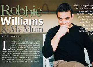 Robbie Williams tworzy nową religię