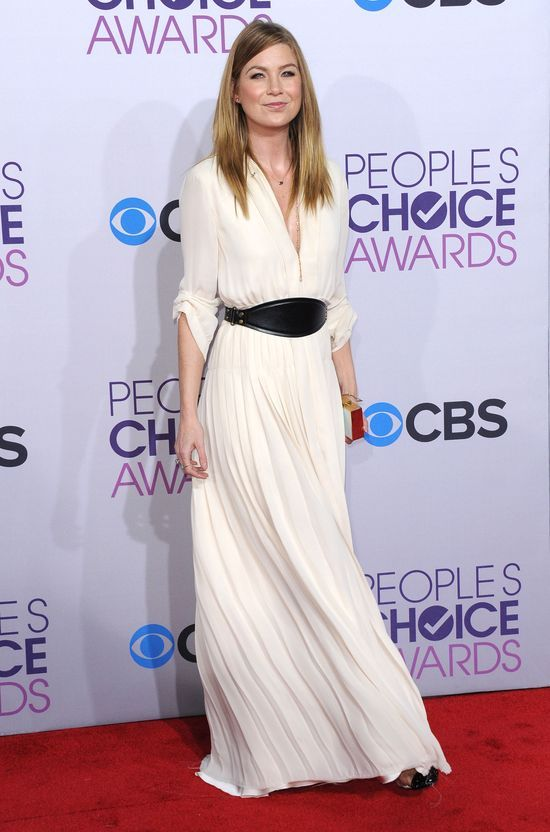 Gwiazdy na Peoples Choice Awards (FOTO)
