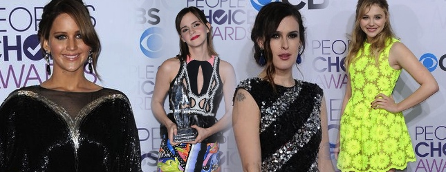 Gwiazdy na People's Choice Awards (FOTO)