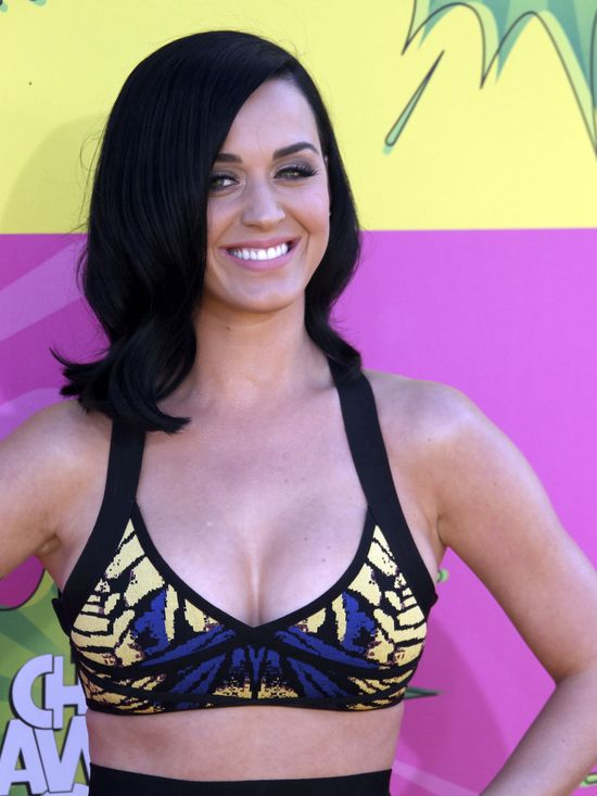 Katy Perry za mało popularna...