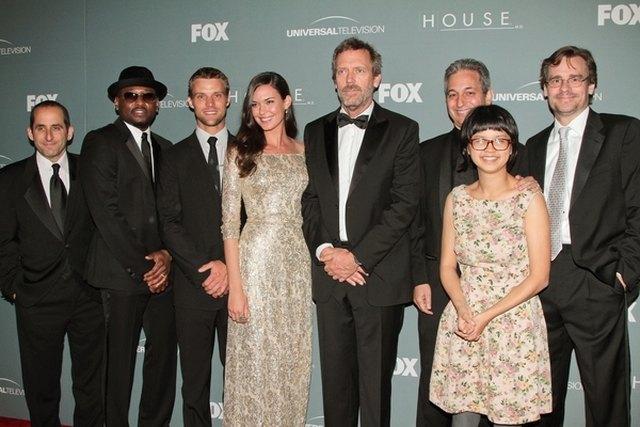 Ekipa Doktora House'a żegna swoich fanów (FOTO)