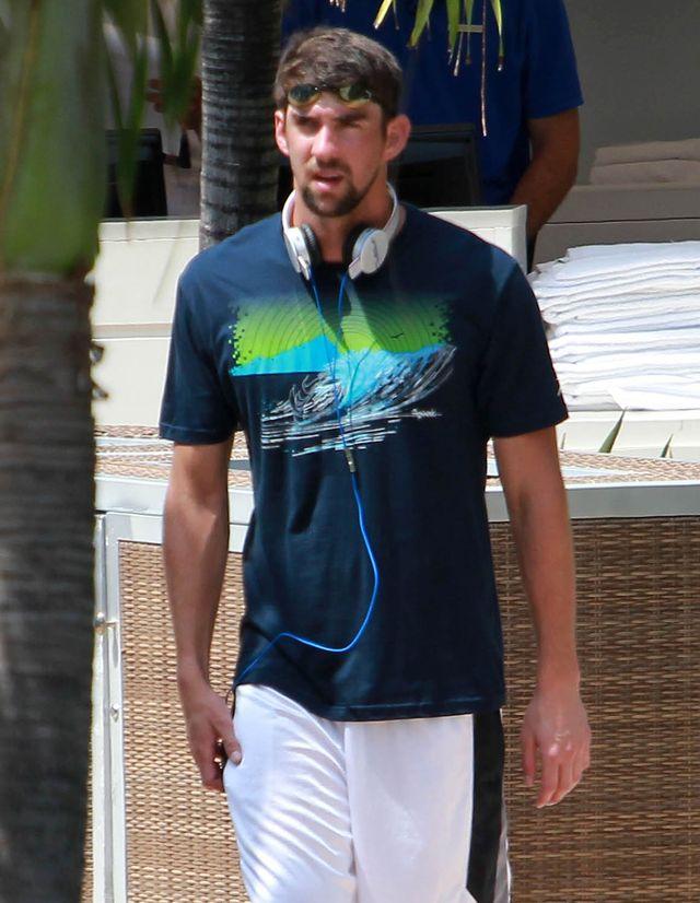 Kochanka Michaela Phelpsa jest pół-facetem i pół-kobietą