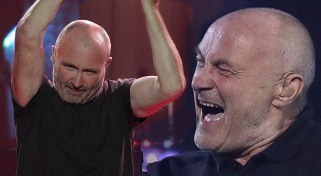 Phil Collins trafił do szpitala! Co stało się z legendarnym artystą?