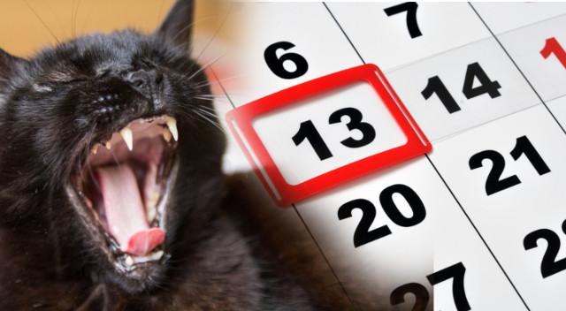 Dziś piątek 13 – dlaczego uznajemy ten dzień za pechowy?