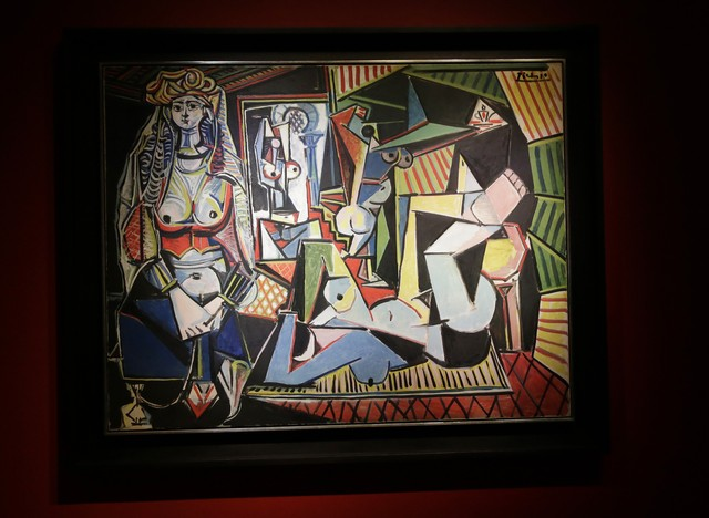 Pablo Picasso ustanowił nowy rekord najdroższego obrazu FOTO