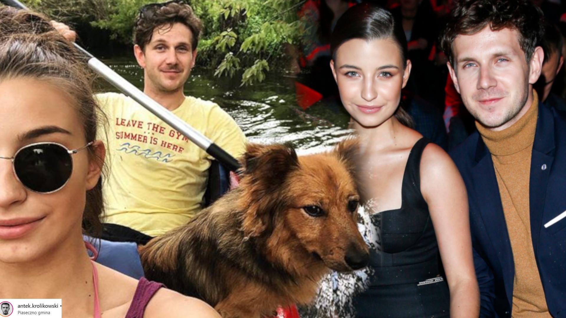 Kto zajmuje się psem Julii i Antka? Będzie konflikt pomiędzy parą?