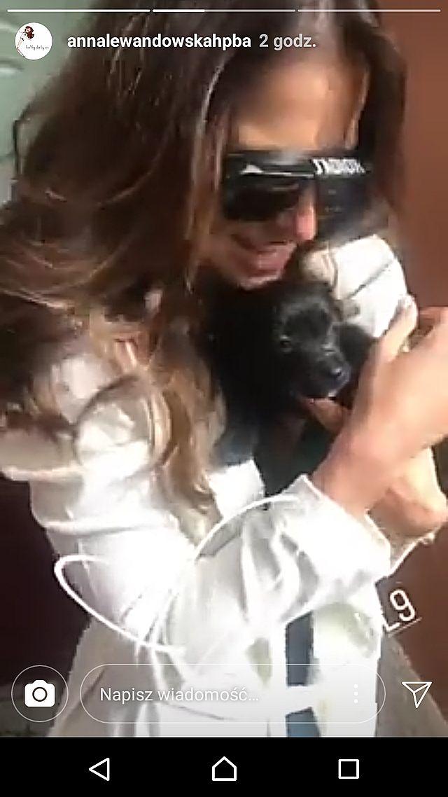 Anna Lewandowska na Instagramie poinformowała Roberta, że rodzina się POWIĘKSZA!