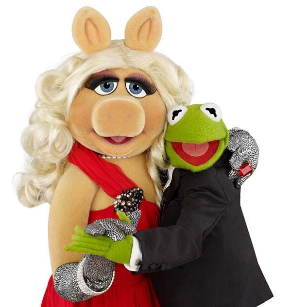 Po 40 latach Kermitt zostawił Świnkę Piggy dla innej