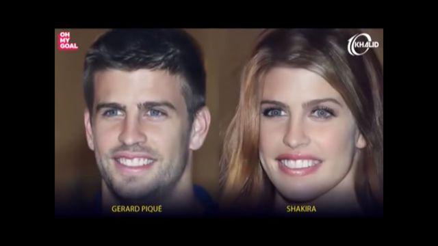 Hit sieci! Piłkarze przerobieni na kobiety (VIDEO)