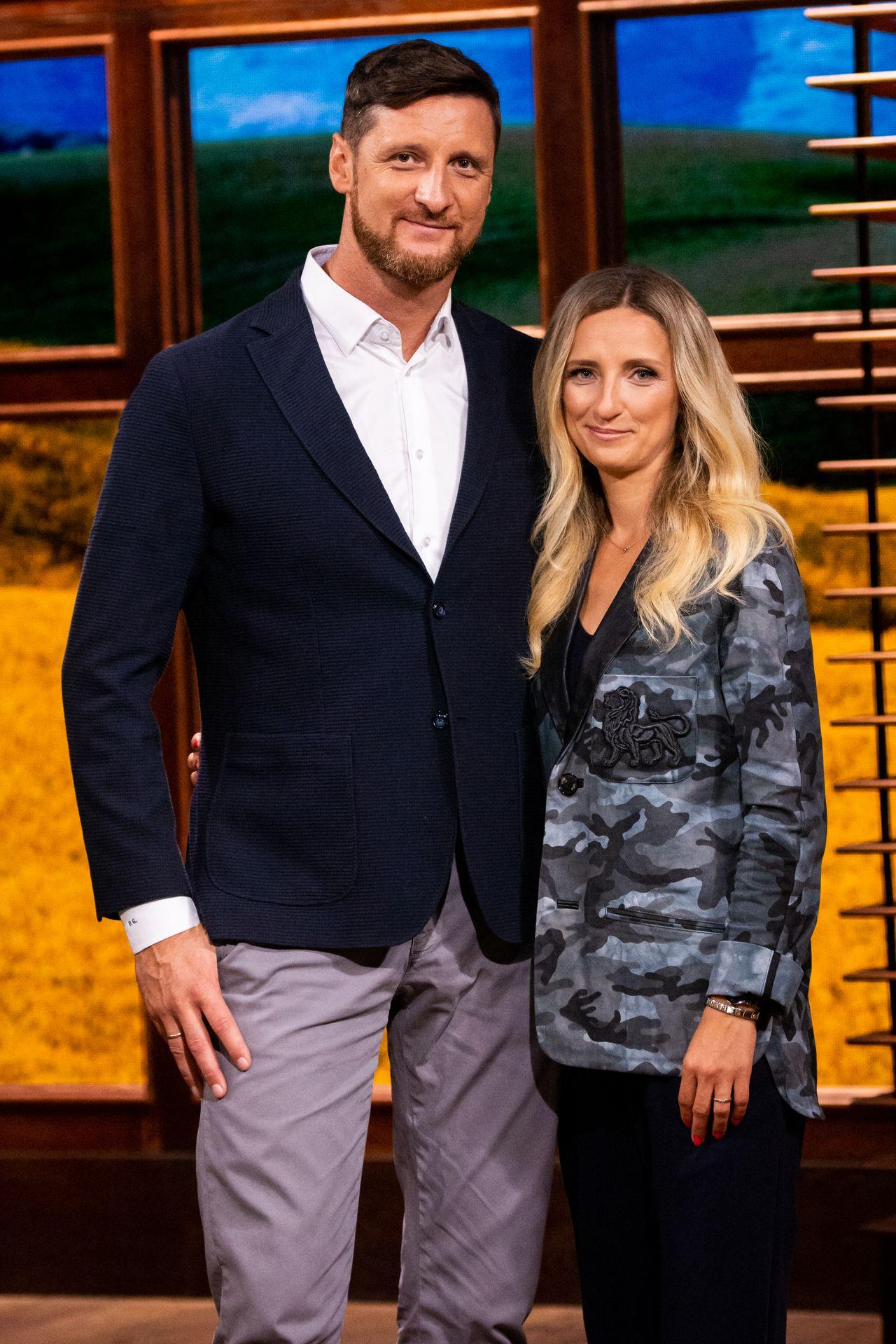 Piotr Gruszka i jego żona Aleksandra Szettel-Gruszka za 25 i za 50 lat (VIDEO)