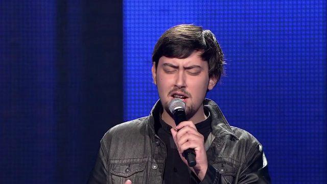 Piotr Tłustochowicz w The Voice ocierał łzy, ale nie Górniak