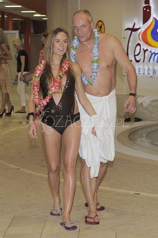 Piotr Zelt i Monika Ordowska - lans z brzuskiem (FOTO)