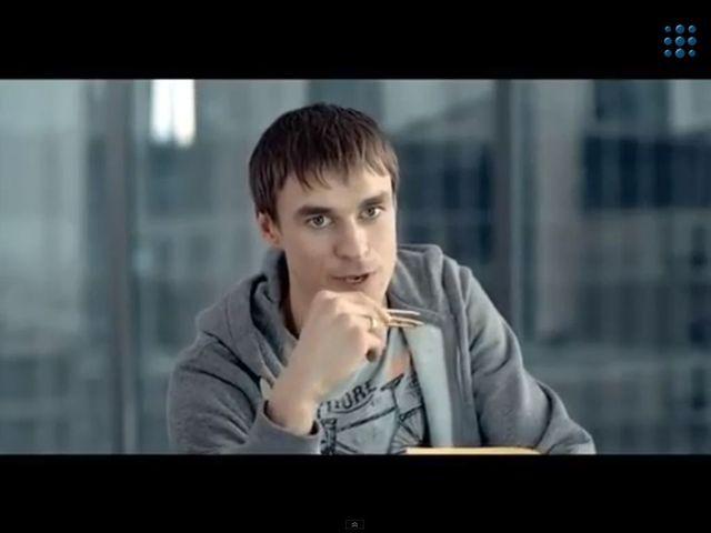 Piotr �y�a w reklamie [VIDEO]