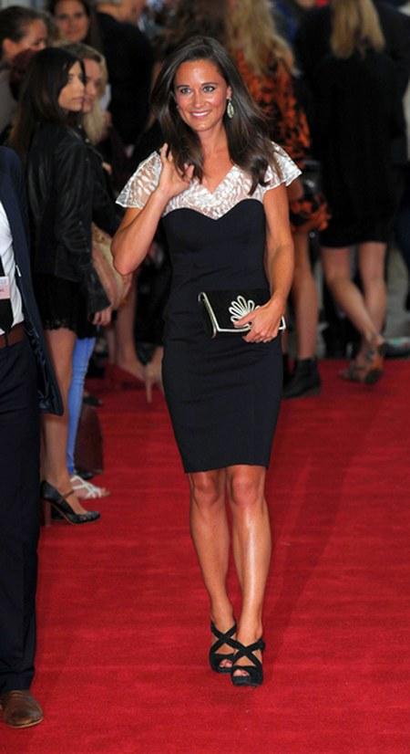 Opalona i zadowolona Pippa Middleton (FOTO)