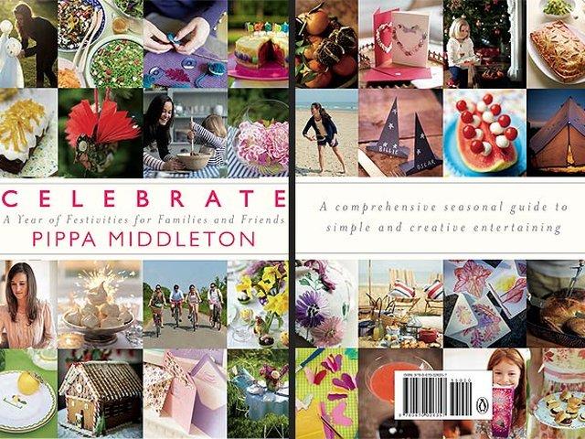 Pippa Middleton napisała książkę (FOTO)