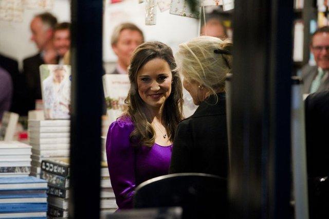 Pippa Midleton jak klon księżnej Katarzyny! (FOTO)