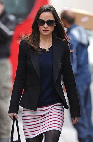 Pippa Middleton wywołała skandal w Paryżu