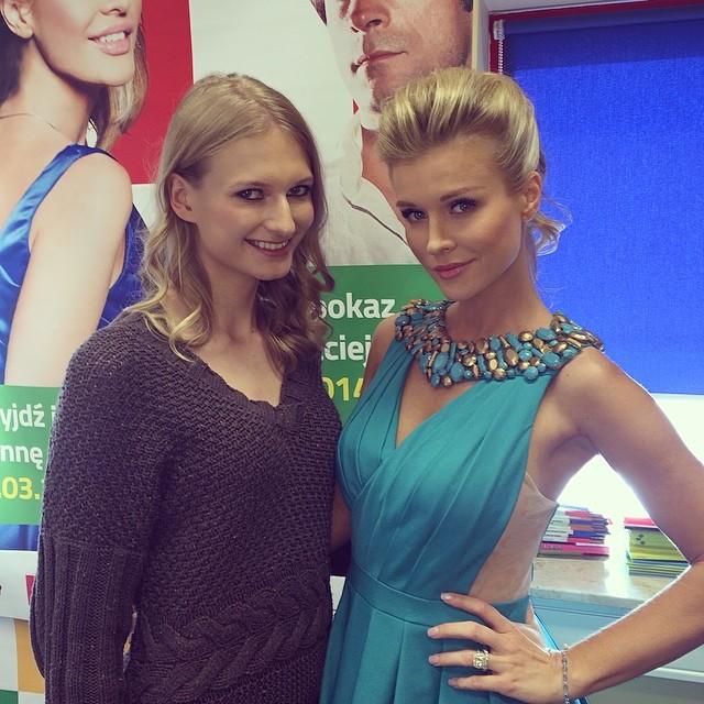 Joanna Krupa tęskni za Top Modelkami (FOTO)