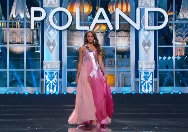 NA ŻYWO: Pre-eliminacje do Miss Universe 2013!