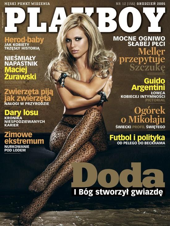 15 okładek Playboya z początku lat 2000 (FOTO)