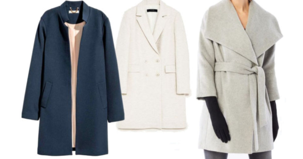 d30ccc9f200df4 Modne damskie płaszcze na wiosnę 2017 (ZDJĘCIA+CENY)
