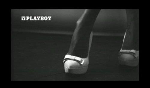 Kto się rozebrał dla październikowego Playboya? [VIDEO]