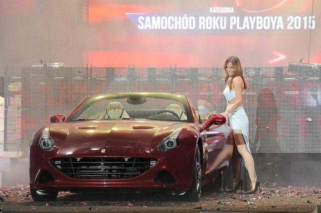 Co si� dzia�o na gali Samoch�d Roku Playboya [VIDEO]