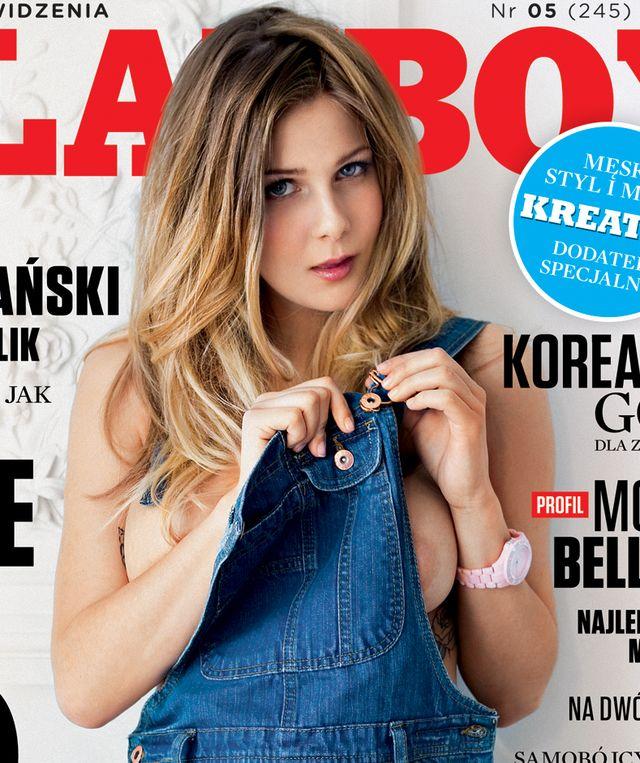Marta Wierzbicka: Po sesji dla Playboya p�aka�a 2 godziny!