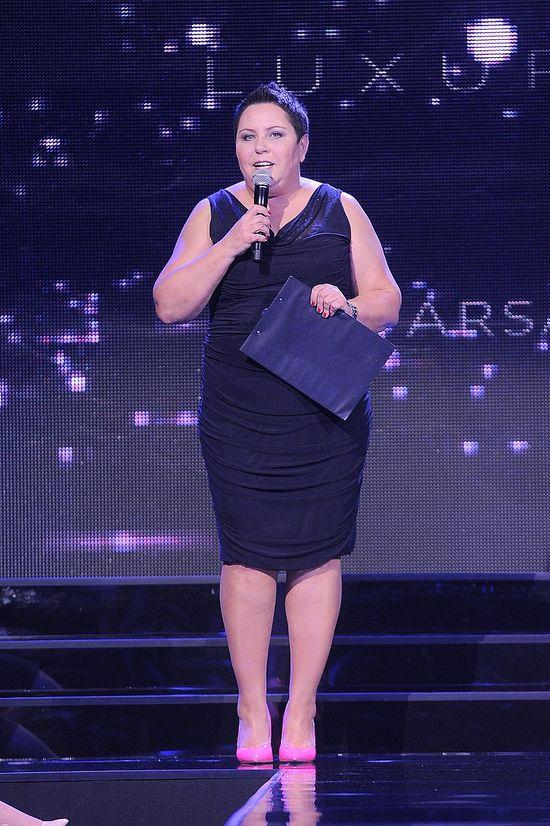 Gwiazdy na pokazie mody Joanny Klimas