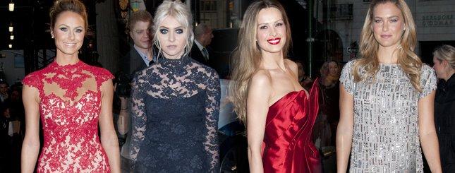 Pokaz Marchesa na Fashion Week – gwiazdy (FOTO)