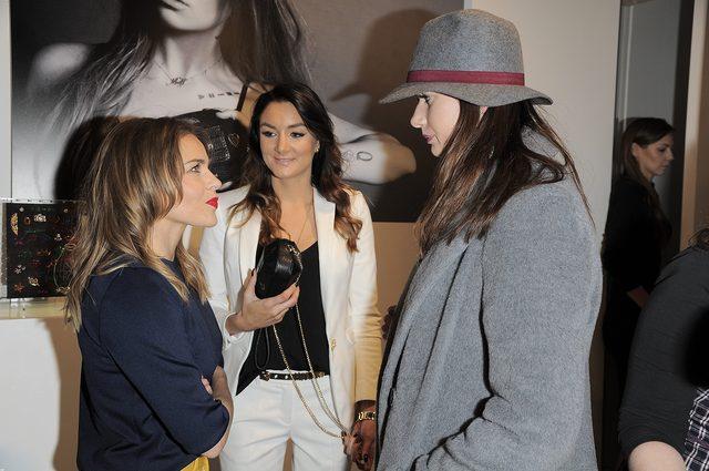 Celebrytki na otwarciu butiku Sabriny Pilewicz (FOTO)