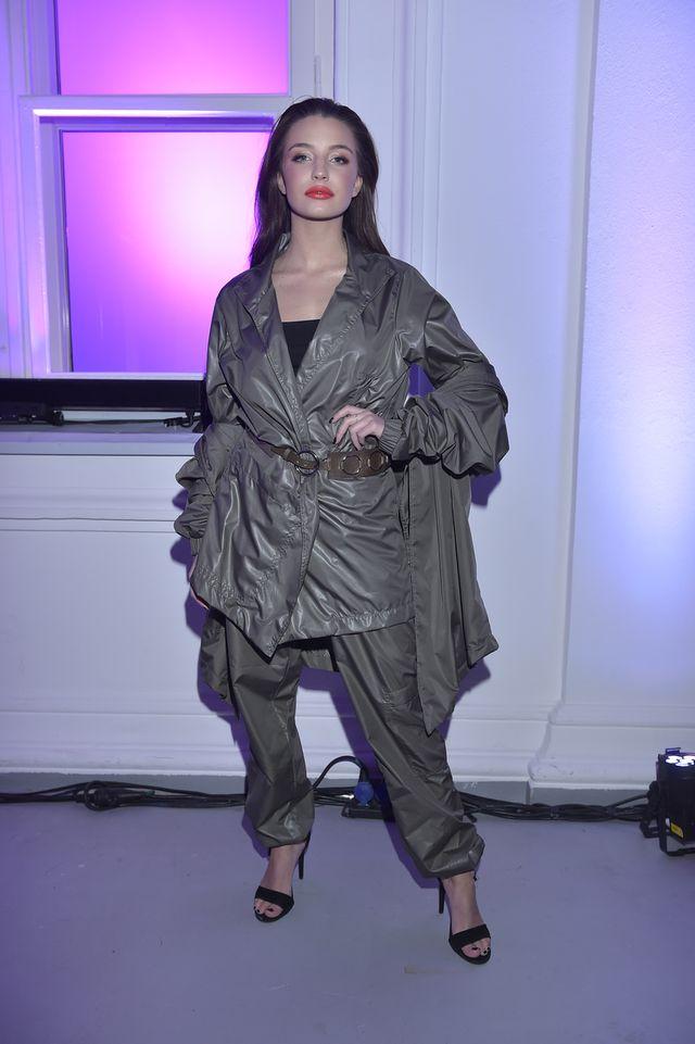 Celebryci na pokazie mody THECADESS (ZDJĘCIA)