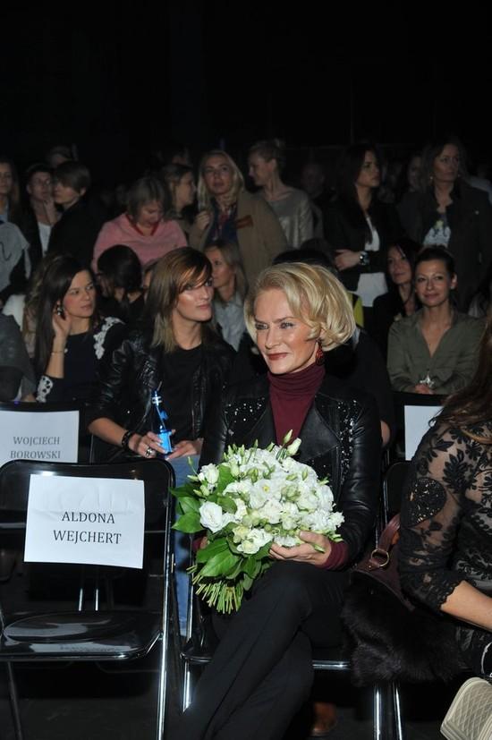 Celebryci na pokazie Roberta Kupisza (FOTO)