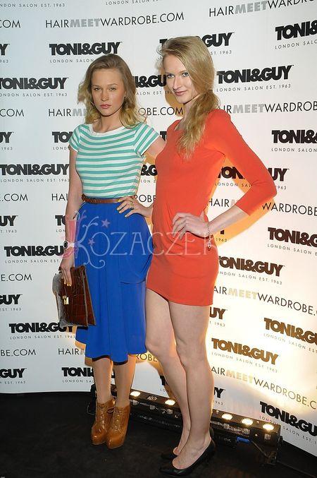 Gwiazdy na pokazie Toni & Guy (FOTO)