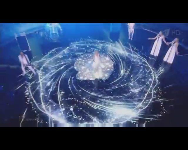 Polina Gagarina wzbudziła zachwyt w 1. półfinale Eurowizji