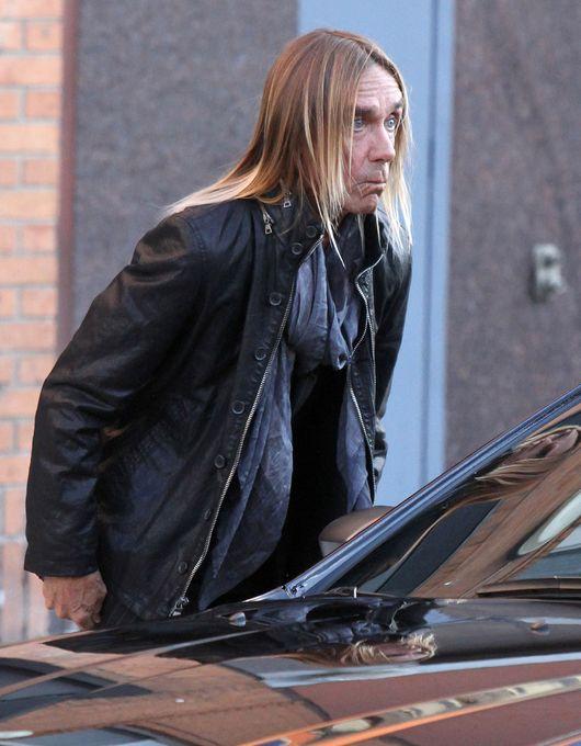 Iggy Pop w reklamie Chryslera (FOTO)