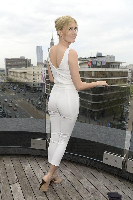 Agnieszka Popielewicz - najzgrabniejsza prezenterka? (FOTO)